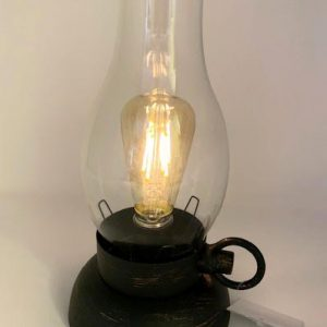 Traditional LED Oil Lantern